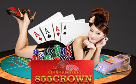 Play at Singapore 855Crown Casino